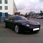 Auston Martin DB 9 convertible