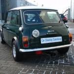 Minicooper- S 1275 1971 Achterkant